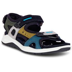 ECCO X-Trinsic Sandaler Børn, oliven/blå
